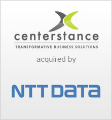 NTT Centerstance Home and Sidebar_logo