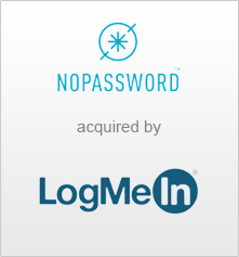 NoPassword Home_logo