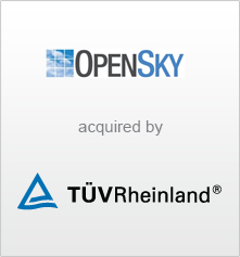 Opensky Home and Sidebar_logo