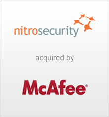Nitro Security Home and Sidebar_logo
